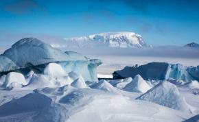 Rekordmélységbe sikerült lefúrni az Antarktisz jegébe