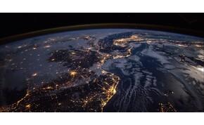 Szédületes timelapse videó készült a Földről