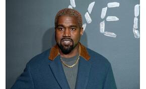 Kanye Westet beperelték, de az egyik Kardashian-lány már mellette kampányol