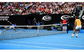 Novak Djokovic legyőzhetetlen volt az Australian Open-döntőjében