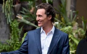 Matthew McConaughey még sosem drogozott ennyit