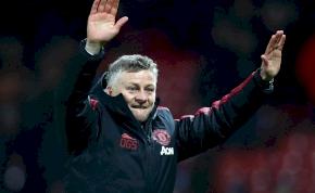 Solskjaer és a United már 10 mérkőzés óta veretlen, a City tapad a Liverpoolra