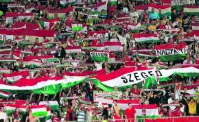 Nagy káosz közepette kelt el minden jegy a szlovák-magyar vendégszektorába