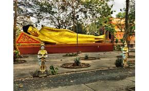 Zsolt utazása: az európaiak által támogatott iskola Kambodzsában