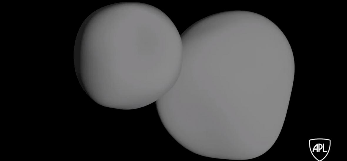 Soha nem látott formájú égitestet találtak a Földtől 31 ezer mérföldre