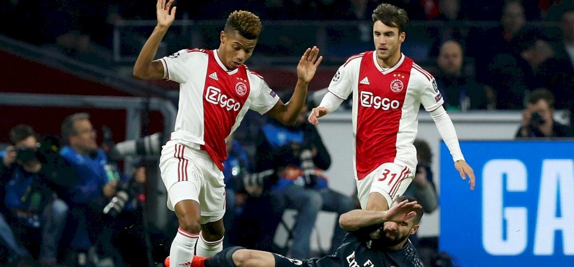 Látványos akciógólokat hozott az Ajax és a Real Madrid csatája
