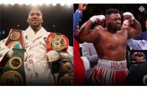 Anthony Joshua életében először Amerikában bokszol