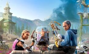 Így kezdődik el az őrület a Far Cry New Dawn-ban
