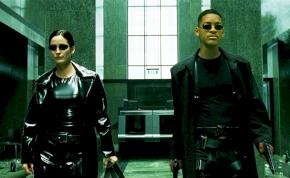 Will Smith anno dobta a Mátrix főszerepét