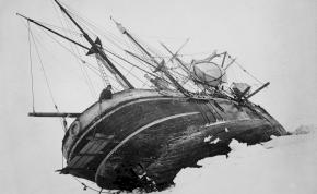 104 éve hiába keresik a tenger mélyén Shackleton hajóját
