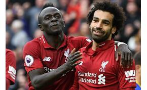 Csak a gól hiányzott a Liverpool heavy-metal futballjából