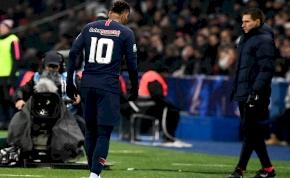 Neymar két napig sírt, miután megsérült
