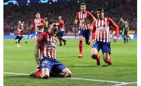 Az Atlético legyűrte a Juventust, míg a City a sírból hozta vissza a meccset