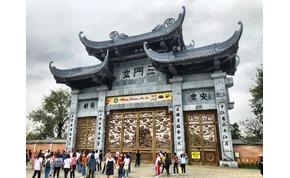 Zsolt utazása: Vietnám egyik legnagyobb és legszebb pagodája