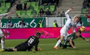 A Ferencváros a Felcsútot, az Újpest a DVTK-t ütötte ki