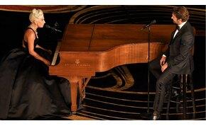 Tátott szájjal hallgatták Lady Gaga és Bradley Cooper duettjét az Oscaron