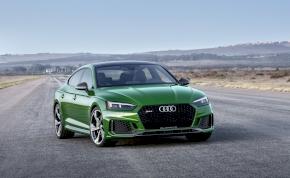 Nem felejtkezett el Európáról az Audi, itt az új RS5 Sportback