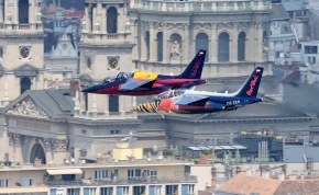 Zamárdiban lesz a Red Bull Air Race