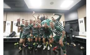 Hetet egy csapásra: a Ferencváros kiütötte a DVTK-t