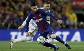 Ramos lecsapta Messit, megint kikapott a Real a Barcától