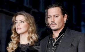 Johnny Depp beperelte volt feleségét