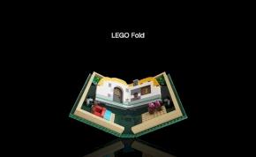 A Lego egyetlen fotón nevetteti ki az összehajtható mobilokat