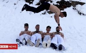 Karate kölyök: megjelent az iraki változat, hóban, fagyban forgatva