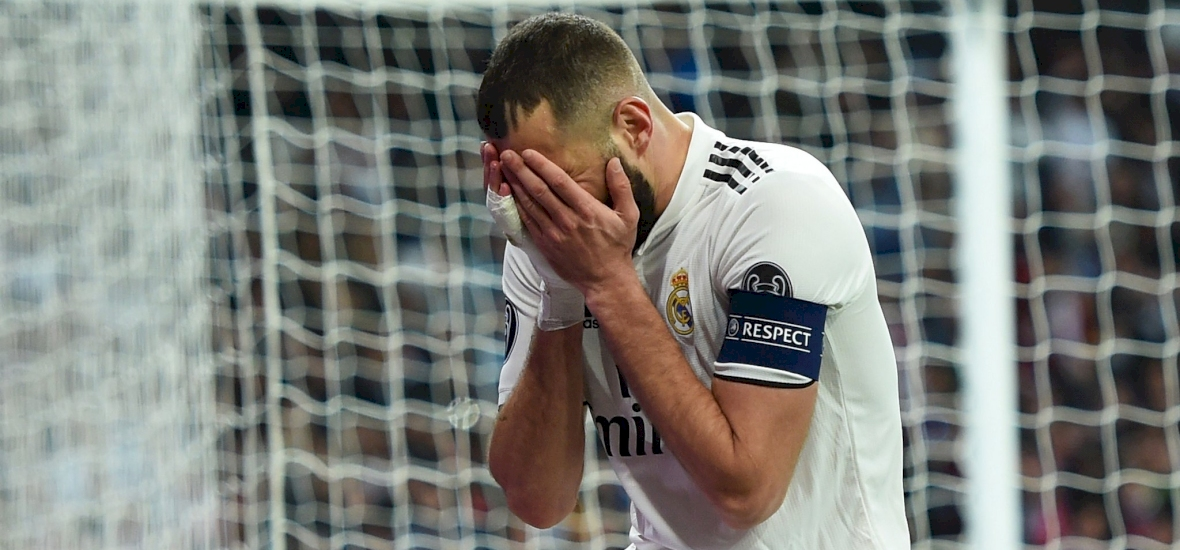Megalázták, otthonában ejtették ki a Bajnokok Ligájából a Real Madridot