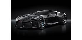 A Bugatti megcsinálta a világ legdrágább és legegyedibb autóját
