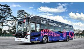 Sofőr nélküli buszt tesztel a Volvo