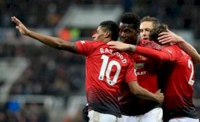 Csodát tett a Manchester United Párizsban