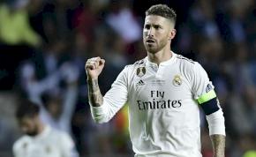 Balhé Madridban: Ramos keményen beszólt a Real elnökének