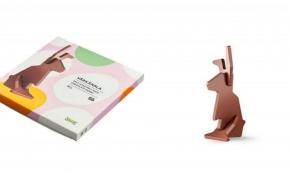 Az IKEA összeszerelhető csokinyulat ad Húsvétra