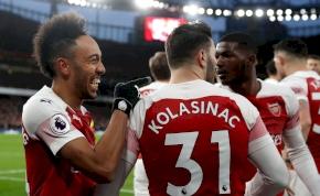Az Arsenal szakította meg Solskjaer őrült sorozatát