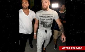 Conor McGregor újra rács mögé került, és lehet, hogy ott is marad