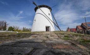 Újra őrölhet gabonát az Alföld egyetlen működőképes szélmalma