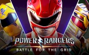 Így néz ki a Power Rangers verekedős játéka