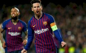 Klopp vissza akarja nézni a meccset, míg Messi Ronaldót dicsérte