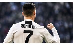 Elképesztő adat arról, hogy Ronaldo mennyire hatékony a BL-ben