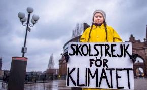 Nobel-békedíjra jelöltek egy 16 éves lányt