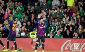 Messi klubrekordot döntött, de Ronaldót még mindig nem érte utol