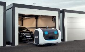 Önjáró robotok segítik a parkolást egy francia reptéren
