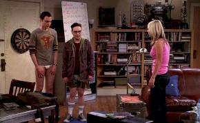 A magyar rendőröknek segítenek Sheldon Cooperék