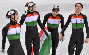 Visszavonult olimpiai bajnok gyorskorcsolyázónk