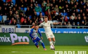 Sigér Dávid: Nem most kezdtem el másképp hozzáállni a futballhoz