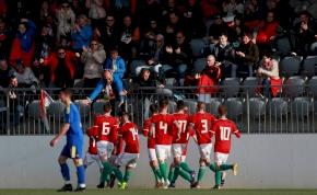 A magyar U17-es válogatott kijutott az Európa-bajnokságra