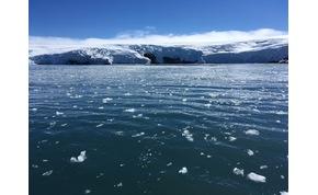 Elképesztő mértékben melegszik az Északi-sarkvidék