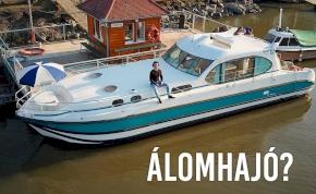 Látványos videón mutatják be a Tisza új álomhajóit