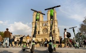 Nemsokára beköszönt az e-rollerek ideje Budapesten