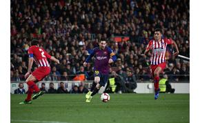 A Barcelona nemcsak rangadót, de valószínűleg bajnokságot is nyert
